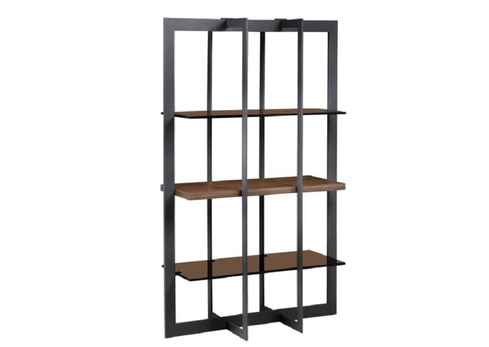 ATOKA SMALL BOOKCASE 2