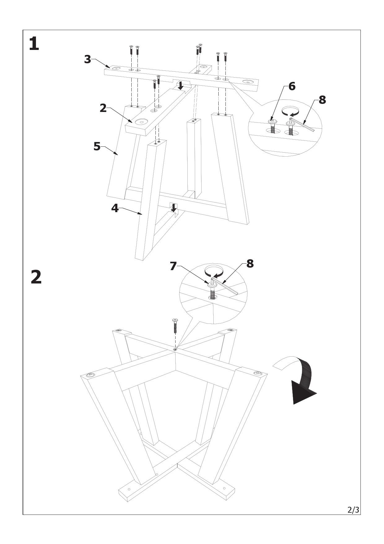 Product Assembly Instructions Jar Furniture