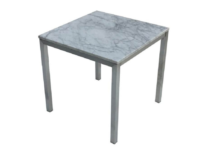 alessie square lamp table