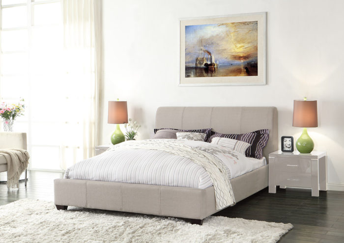 Venice Queen Size Bed